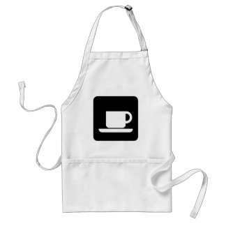 Coffee Mug for coffee lovers! Adult Apron