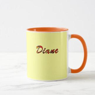 Coffee mug for Diane