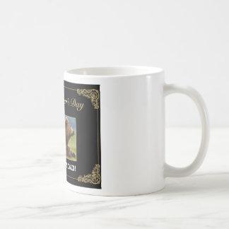 COFFEE MUG FOR MILITARY DADS