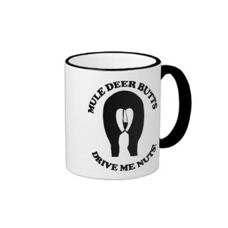Coffee Mug for the Mule Deer hunter