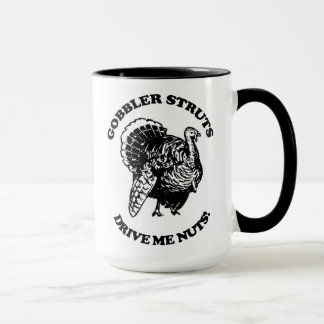 Coffee Mug for the turkey hunter