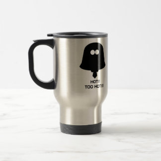 Coffee mug for watching radar