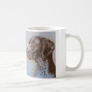 Coffee Mug/German Shorthair Pointer Classic White Coffee Mug