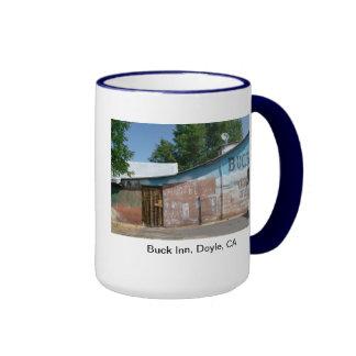 Coffee Mug High Desert Towns Images Series