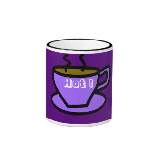 Coffee Mug, Hot !-Ringer Mug