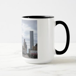 Coffee Mug: Houston, Texas Mug