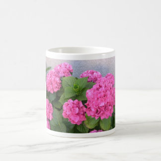 Coffee Mug - Hydrangea Blooms
