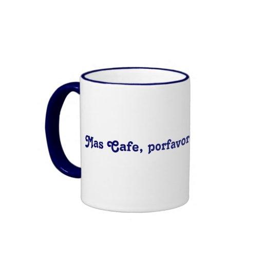 How To Say Coffee Maker In Spanish : Coffee mug in spanish Zazzle