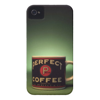 Coffee mug iPhone 4 Case-Mate case
