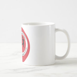 Coffee Mug - Kickball Logo