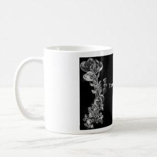 "Coffee Mug,  ""Love Grows"" Coffee Mug"