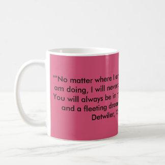 Coffee Mug Love Quote