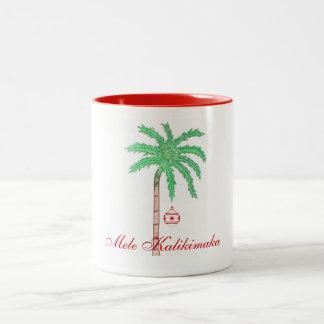 Coffee Mug Merry Christmas/Mele Kalikimaka