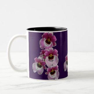 Coffee Mug - Pansy Orchid
