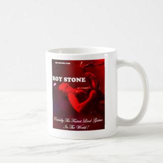COFFEE MUG ROY STONE