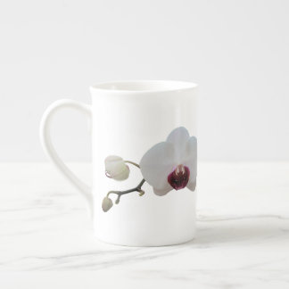 Coffee Mug - Ruby-Lipped White Orchid