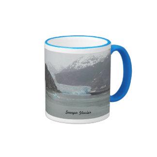 Coffee Mug, Sawyer Glacier Ringer Coffee Mug