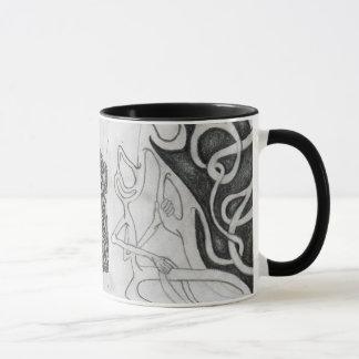 coffee mug/ tangled series mug