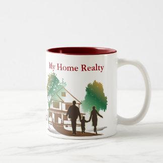 Coffee Mug Template My Home Realty