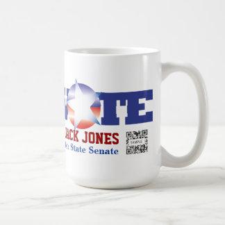 Coffee Mug Template VOTE
