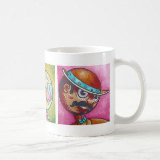 Coffee Mug -  Tik-Tok, Scraps, Jack Pumpkinhead