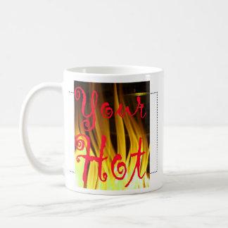 Coffee Mug Two-Image Template