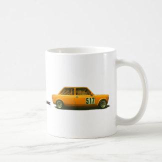 """Coffee mug """"vroom"""""""