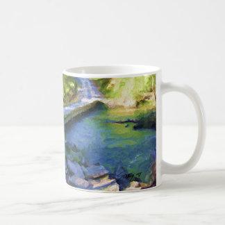 Coffee Mug Walkway
