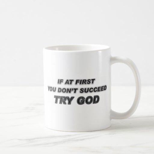 Coffee Mug With Christian Quote