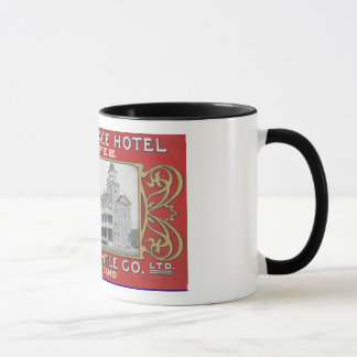 Coffee Mug with Historical Photograph