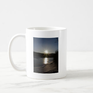 coffee mug with photo of Yukon River