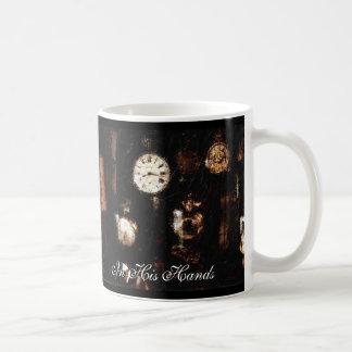 Coffee Mug with Pocket Watch Collection