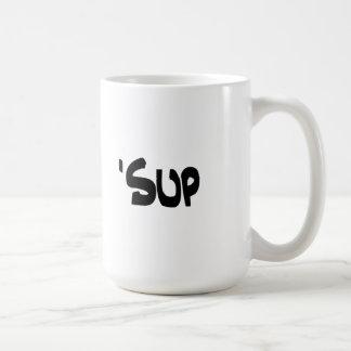Coffee Mug with 'Sup
