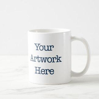 Coffee Mug with Your Groffle Artwork
