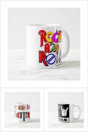 Coffee Mugs that ROCK