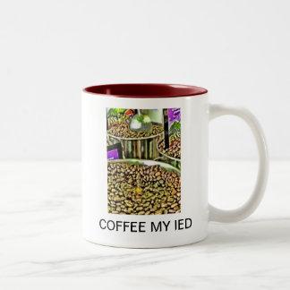 COFFEE MY IED COFFEE MUG