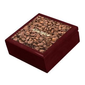 Coffee Nectar of  the Gods! Jewelry Box