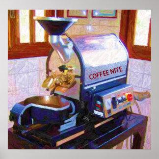 COFFEE NITE POSTER