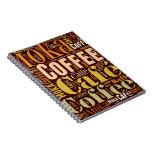 Coffee Note Book