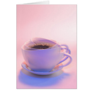 Coffee Note Card