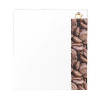 COFFEE MEMO NOTEPADS