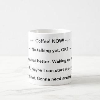 Coffee. NOW! Coffee Mug