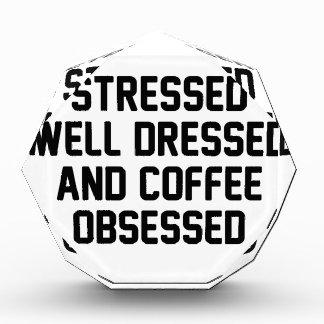 Coffee Obsessed Award