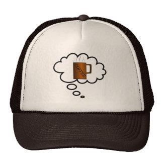 """Coffee On My Mind"" Hat"
