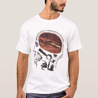 Coffee On the Brain T-Shirt