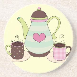 Coffee or Tea Coasters