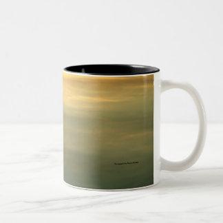 Coffee or Tea Mugs Sunset Lake View 2
