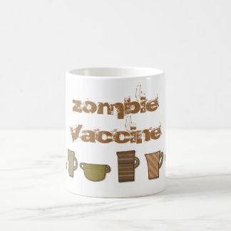 Coffee or Tea Zombie Vaccine Coffee Mug