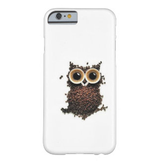 Coffee owl barely there iPhone 6 case