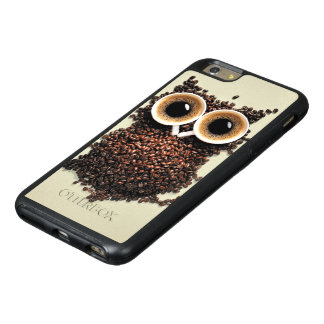 Coffee Owl OtterBox iPhone 6/6s Plus Case